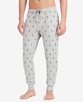 d689268670 Polo Ralph Lauren Men s Lightweight Cotton Logo Pajama Pants