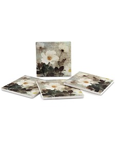 Thirstystone Anemone 4-Pc. Coasters Set