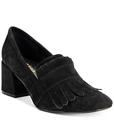 Kenneth Cole New York Macey Tailored Pumps, Created for Macy's