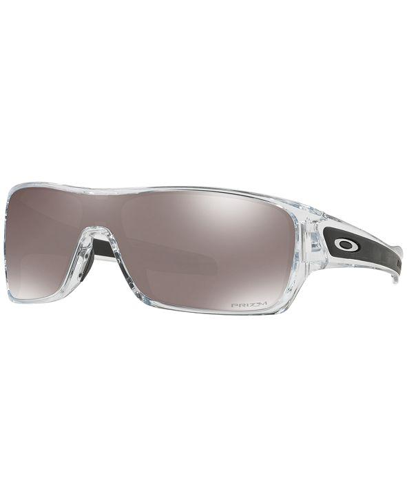 Oakley Polarized Turbine Rotor Prizm Polarized Sunglasses , OO9307 32