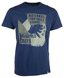 '47 Brand Men's Indianapolis Colts Logo Scrum T-Shirt