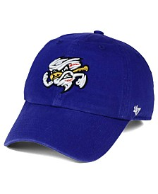 '47 Brand Omaha Storm Chasers MiLB Clean Up Cap