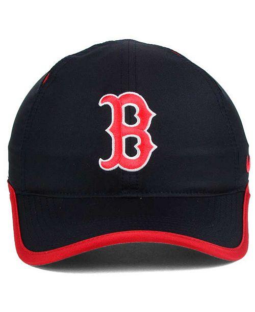 Nike Boston Red Sox Dri-FIT Featherlight Adjustable Cap - Sports Fan ... 2fc518e33c8