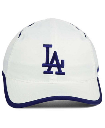 Image 2 of Nike Los Angeles Dodgers Dri-FIT Featherlight Adjustable Cap