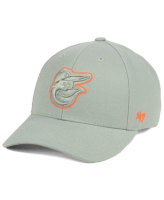 best sneakers db12f 73531  47 Brand Baltimore Orioles MVP Gray TC Pop Cap.