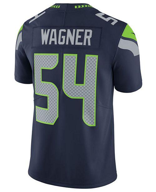 official photos e4bec 1a46d Men's Bobby Wagner Seattle Seahawks Vapor Untouchable Limited Jersey