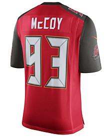 Men's Gerald Mccoy Tampa Bay Buccaneers Vapor Untouchable Limited Jersey