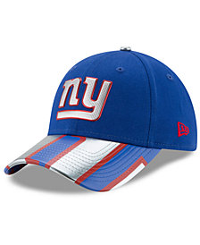 New Era Women's New York Giants 2017 Draft 9FORTY Cap