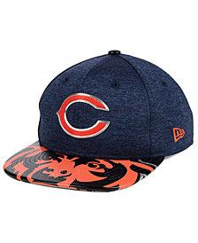 New Era Boys' Chicago Bears 2017 Draft 9FIFTY Snapback Cap