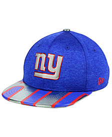 New Era Boys' New York Giants 2017 Draft 9FIFTY Snapback Cap