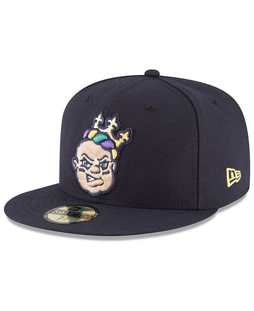 70769ebd New Era New Orleans Baby Cakes MiLB AC 59FIFTY Fitted Cap & Reviews ...
