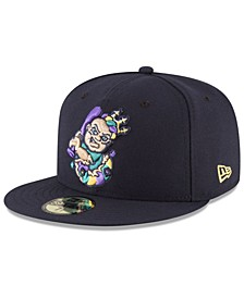 New Orleans Baby Cakes MiLB AC 59FIFTY Fitted Cap