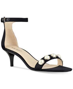 Nine West Lipstick Dress Sandals Women