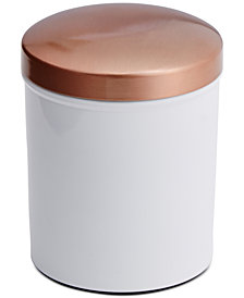 Paradigm Tuxedo White Jar