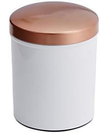 LAST ACT! Paradigm Tuxedo White Jar