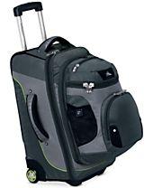 "High Sierra Adventure Travel Gear 22"" Wheeled Daypack Backpack"