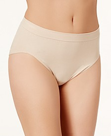 Comfort Revolution Microfiber Hi Cut Brief Underwear 303J