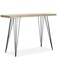 Etro Console Table, Quick Ship