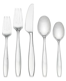Flatware 18/10, Classic Fjord II 5 Piece Place Setting
