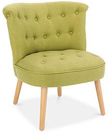 Larsan Club Chair, Quick Ship