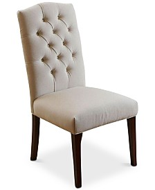 Jannis Dining Chairs  (Set of 2), Quick Ship