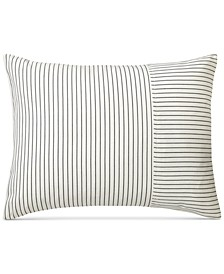 "PRICE BREAK! Devon Ticking-Stripe 15"" x 20"" Decorative Pillow"