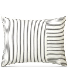"Lauren Ralph Lauren Devon Ticking-Stripe 15"" x 20"" Decorative Pillow"