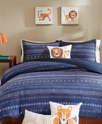 Oliver  4-Pc. Full/Queen Comforter Set