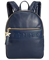 Tommy Hilfiger Logo Story Smooth Small Backpack
