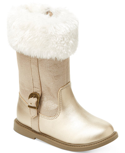 Carter's Tampico Faux-Fur Boots, Toddler Girls & Little Girls