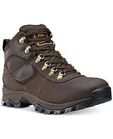 Timberland Men's Mt. Maddsen Waterproof Hiking Boots