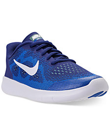 Nike Little Boys' Free Run 2 Running Sneakers from Finish Line