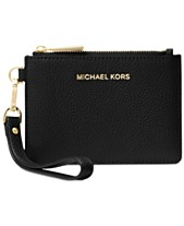 e133c999b74 MICHAEL Michael Kors Mercer Pebble Leather Coin Purse