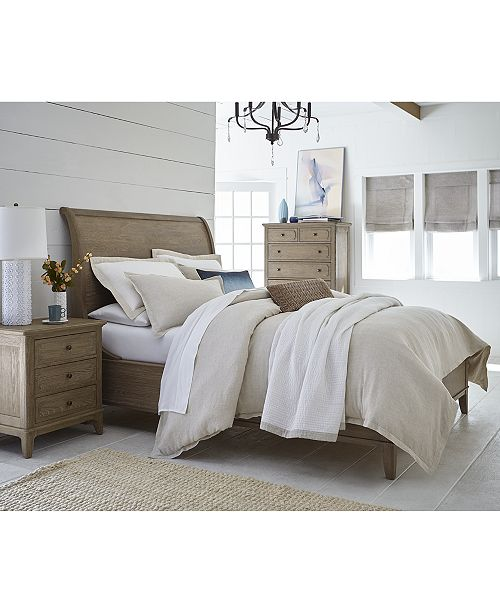 Furniture Ludlow Sleigh Bedroom Furniture Collection, Created for Macy's