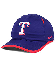 Nike Texas Rangers Dri-Fit Featherlight Adjustable Cap