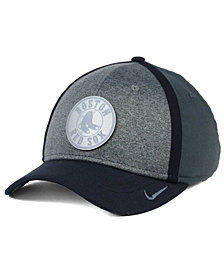 Nike Boston Red Sox Reflective Swooshflex Cap
