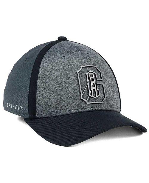 buy popular a794b 54596 ... Nike San Francisco Giants Reflective Swooshflex Cap ...