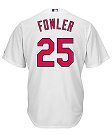 Majestic Men's Dexter Fowler St. Louis Cardinals Player Replica CB Jersey