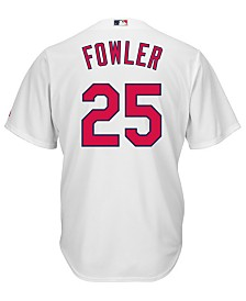 Majestic Men's Dexter Fowler St. Louis Cardinals Player Replica CB Jersey