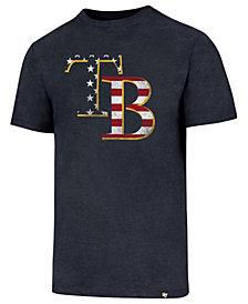 '47 Brand Men's Tampa Bay Rays Americana Star T-Shirt