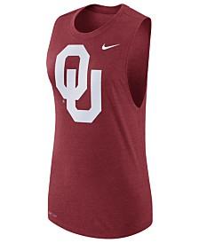 Nike Women's Oklahoma Sooners Muscle Tank
