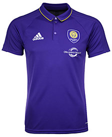 adidas Men's Orlando City SC Coaches Polo