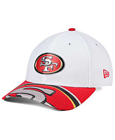 New Era San Francisco 49ers 2017 Draft Fashion 39THIRTY Cap