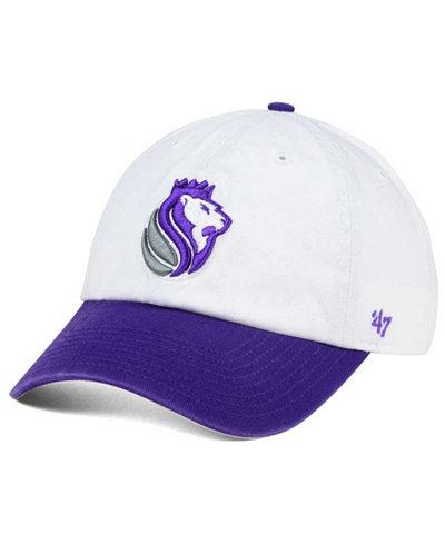 '47 Brand Sacramento Kings 2-Tone CLEAN UP Cap