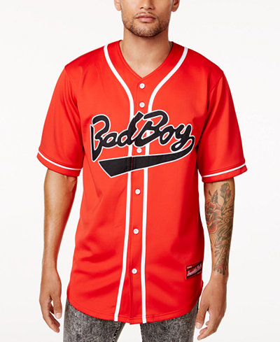Bad Boy Men's Baseball Jersey
