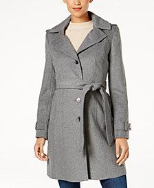 MICHAEL Michael Kors Belted Walker Coat