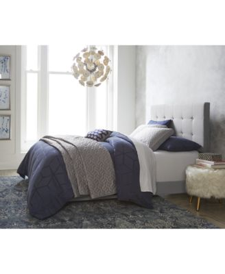 Galson Upholstered Queen Bed, Quick Ship