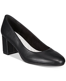 Easy Street Proper Pumps