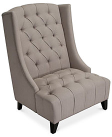 Hylen Accent Chair, Quick Ship