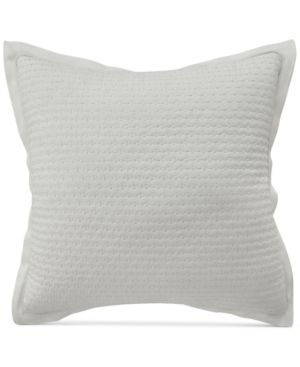 """Croscill Nellie Quilted 16"""" Square Decorative Pillow Bedding 4734636"""